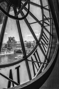"""The clock at Musee d""""Orsay"""