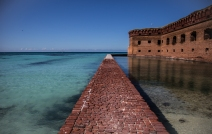 Fort Jefferson - The Dry Tortugas National Park