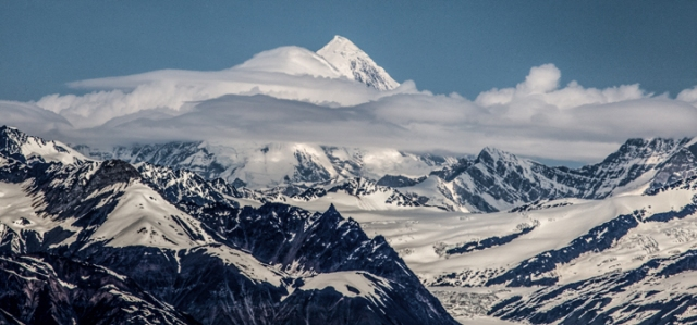 Panoramic Landscapes from Alaska